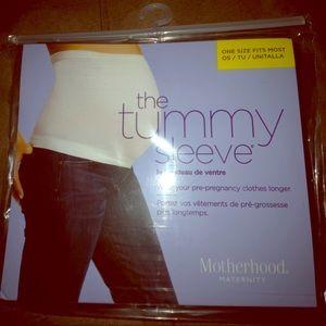 Tummy sleeve